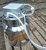 WAYMX Elektrische Melkmaschine/Doppelkopf-Milchpumpe/eine...